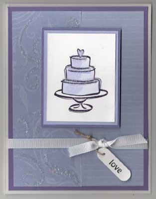 Lilac-Cake
