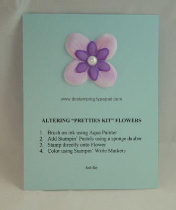 Flower-Altering