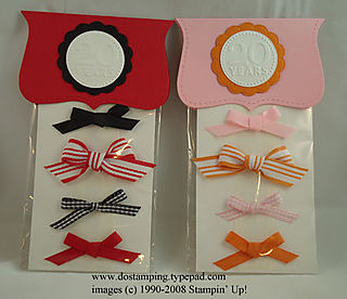 Ribbon-Packs