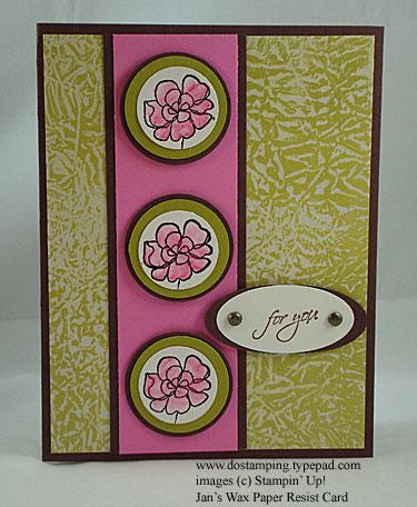 Jan's-Card