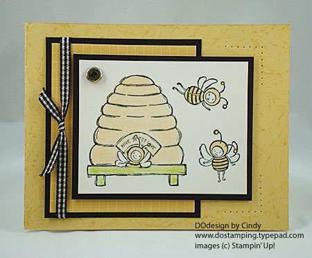 Bee-in-Hive