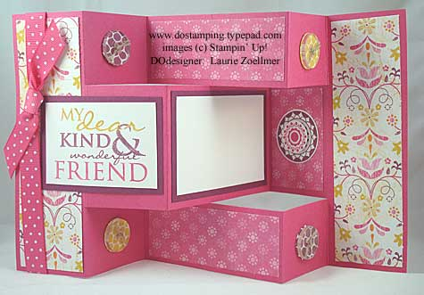 Dostamping With Dawn, Stampin' Up! Demonstrator: 2009/10 Idea Book