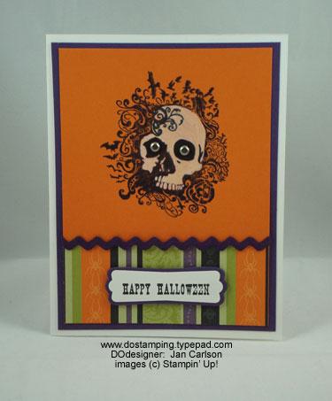 Skull-Card