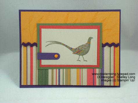 Pheasant-Card