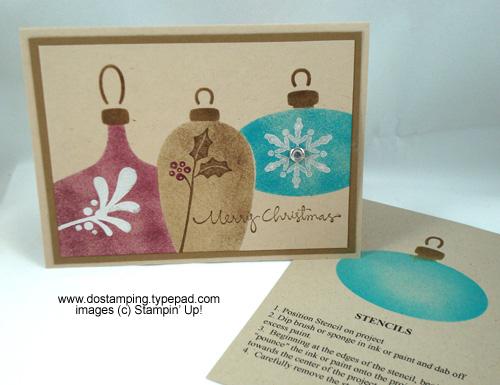 Ornament&Recipe