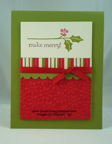 Stamp Camp Holiday Cards To Share Dostamping With Dawn Stampin