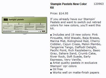 Stampin'-Pastels