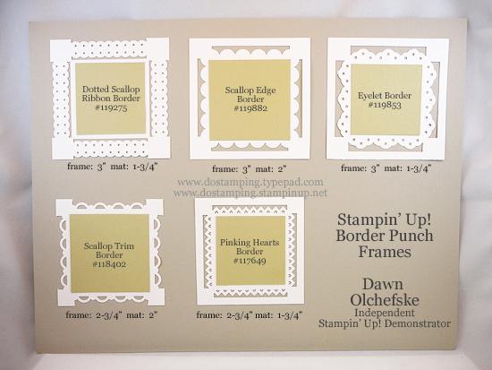 Stampin-up-Border-Punch-Fra