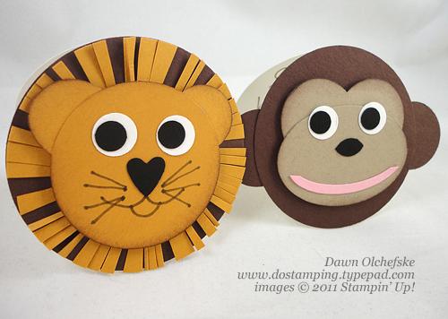 Lion-Monkey-Punch-Art