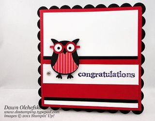 Owl-Congrats