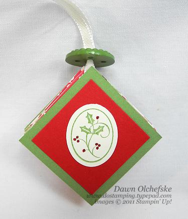 Folded-Star-Ornament