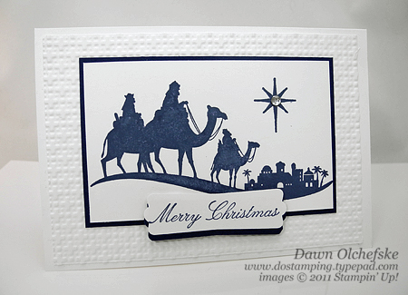 stampin up, dostamping, dawn olchefske, demonstrator, come to bethlehem, christmas