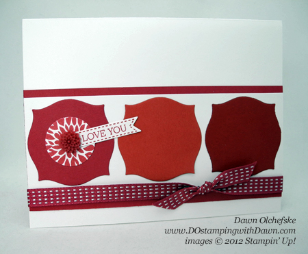 stampin up, dostamping, dawn olchefske, demonstrator, itty bitty banners, bitty banners, apotecary accents framelits, raspberry ripple