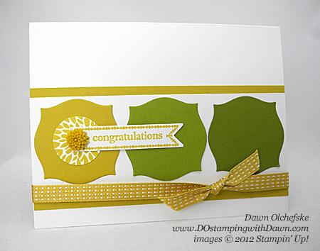 stampin up, dostamping, dawn olchefske, demonstrator, itty bitty banners, bitty banners, apotecary accents framelits, summer starfruit