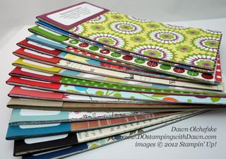 stampin up, dostamping, dawn olchefske,DSP Swatchbooks2012