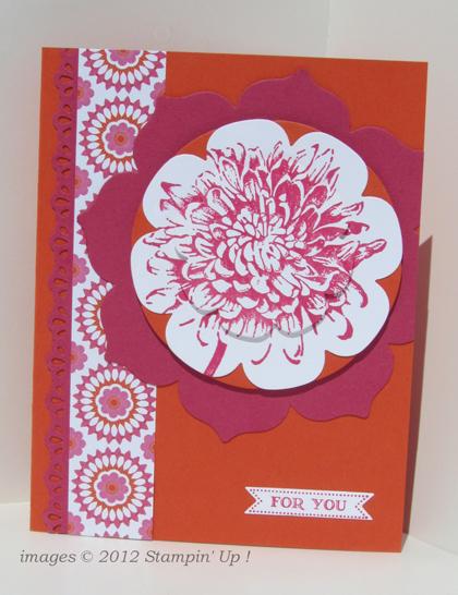 stampin up, dostamping, dawn olchefske, demonstrator, bobbi peterson, blooming with kindness, floral framelits