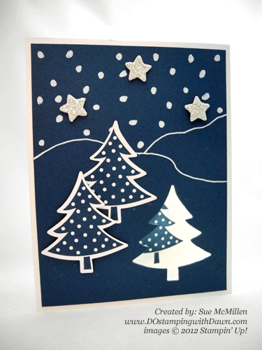 stampin up, dostamping, dawn olchefske, demonstrator,scentsational season, Sue McNeill