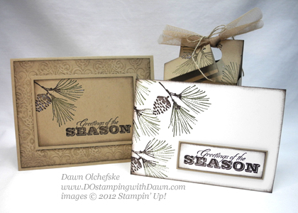 stampin up, dostamping, dawn olchefske, demonstrator, watercolor winter, greetings of the season