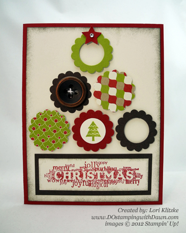 stampin up, dostamping, dawn olchefske, demonstrator, seasonal sayings, lori klitzke