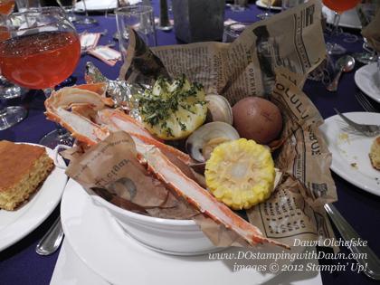 Seafood-bucket
