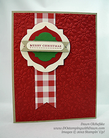 stampin up, dostamping, dawn olchefske, demonstrator, season of sweets, christmas