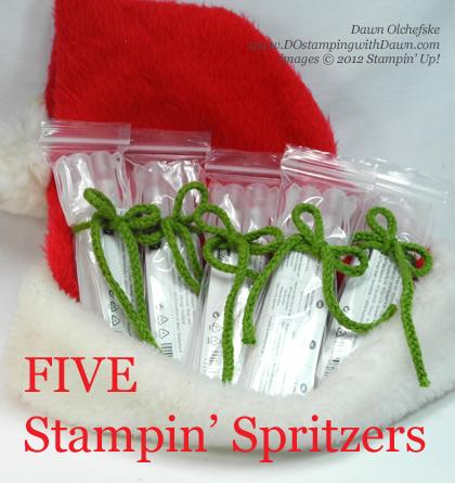 Stampin-Spritzers