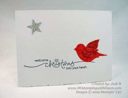 christmas cards from friends family dostamping with dawn stampin up demonstrator