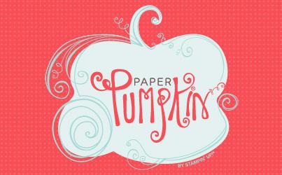 My-Paper-Pumpkin