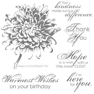 stampin up, demonstrator, dawn olchefske, dostamping, blooming with kindness, floral