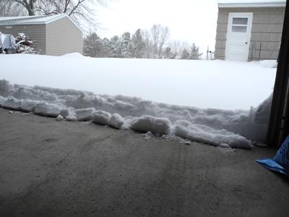 April-Snow