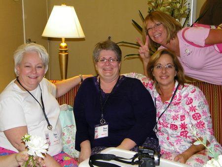 Penny,Dawn,Kelly,Barb