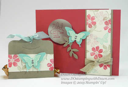 Bloomin' Marvelous,SAB Sale-a-Bration, Dawn Olchefske, Stampin' Up! Demonstrator, DOstamping, card making, Spring