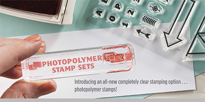 stampin up, dostamping, dawn olchefske, demonstrator,  Designer Typeset photopolymer stamps, transparent, clear stamps