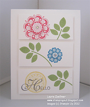 stampin up, dostamping, dawn olchefske, demonstrator, lacy and lovely, betsys blossoms, laurie zoellmer
