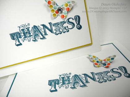 stampin up, dostamping, dawn olchefske, demonstrator, SAB, Sale-Bration, Vintage Verses, Sycamore Street, Bitty Butterfly