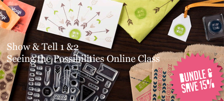 stampin up, dostamping, dawn olchefske, photopolymer, show & tell, online class