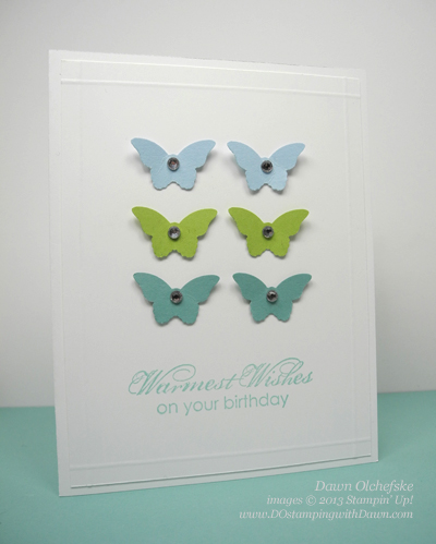 birthday, bitty butterfly, blooming with kindness, control freak, dawn olchefske, demonstrator, dostamping, elegant butterfly, stampin up