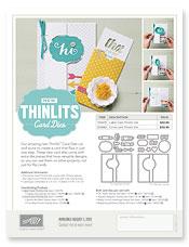 Thinlits-Flyer