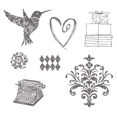 stampin up, Best of 25 yrs, Best of Shelli, July