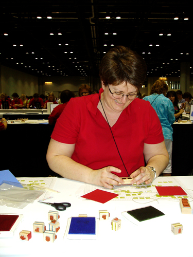 2004 Stampin' Up! Convention, Dawn Olchefske, DOstamping