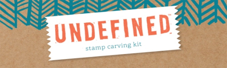 Undefined Stamp Carving Kit, Stampin' Up!