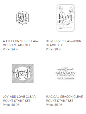 stampin up, dostamping, dawn olchefske, new arrival, Single Stamps, Holiday, Christmas
