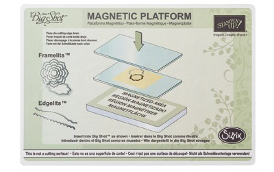 Stampin' Up!, dostamping, magnetic platform now ready to order!