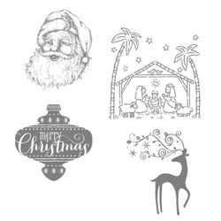 stampin up, Oct Best of Christmas