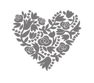 #stampinup #WholeLotOfLove #Valentines #dostamping #FlowerfullHeartStamp