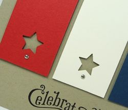 stampin up, dostamping, dawn olchefske, patriotic
