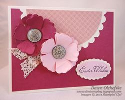 stampin up, dostamping, dawn olchefske, demonstrator, something to celebrate, easter