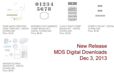 Dawn Olchefske, DOstamping, 12-03 MDS Digital Downloads