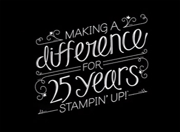Stampin' Up! Making a Difference