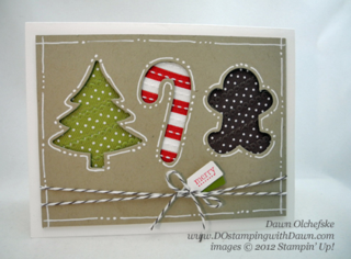 stampin up, dostamping, dawn olchefske, demonstrator, holiday collection framelits, big shot